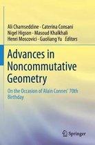 Advances in Noncommutative Geometry