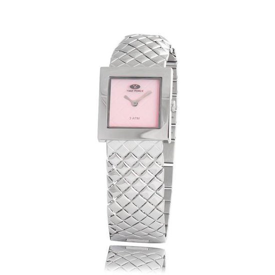 Ladies'watch Time Force Tf2649l-04m-1 25 Mm