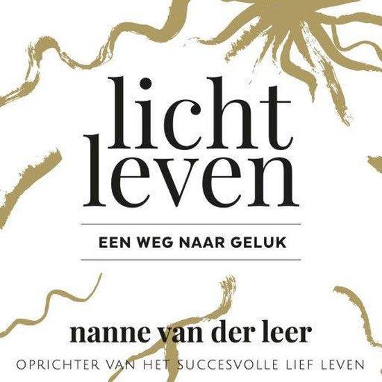 Boek cover Licht Leven van Nanne van der Leer (Onbekend)