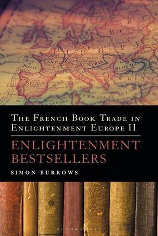 Boek cover The French Book Trade in Enlightenment Europe II van Professor Simon Burrows (Paperback)