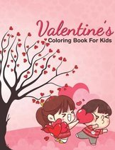 Valentine's Coloring Book for Kids