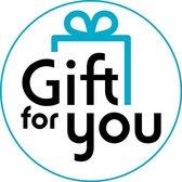 GiftForYou Cadeaukaarten - Eten & Drinken