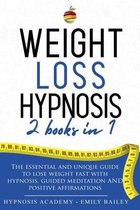 Weight Loss Hypnosis: 2 Books in 1