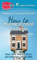 Omslag How to Homeschool College