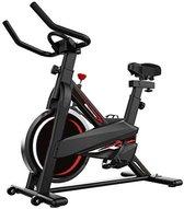 Spinbike - Revalidatietrainer - Trainer - Spinnen - Hometrainer - Professionele kwalitiet - 2021 new product - Limited edition - Zwart