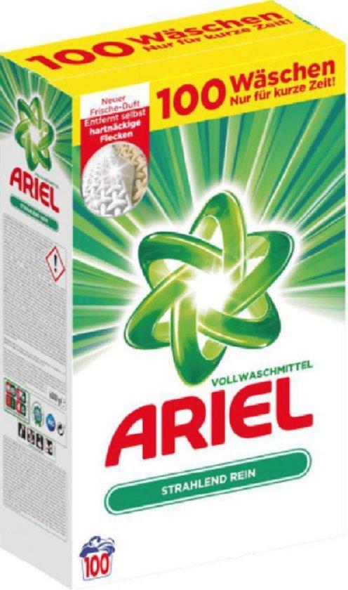 Ariel Waspoeder - Normaal - 100 Wasbeurten