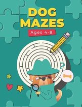 Dog Mazes Ages 4-8
