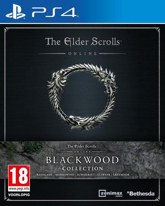 The Elder Scrolls Online: Blackwood - PS4