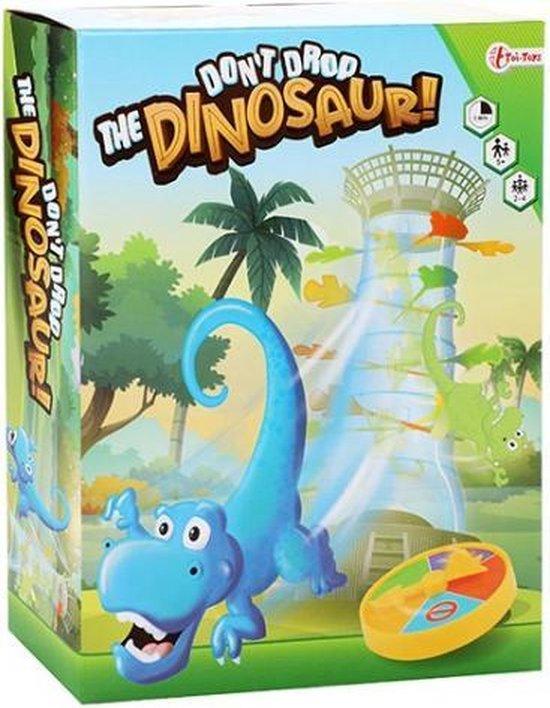 Red De Dino – Gezelschapsspel – Toren van Pisa – Speelgoed – Spel – Kinderspeelgoed – Familiespellen – Familiespelletjes - Kinderspellen – Kinderen – Volwassenen