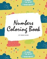Numbers Coloring Book for Children (8x10 Coloring Book / Activity Book)
