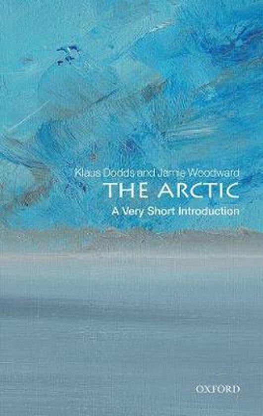 Boek cover The Arctic van Klaus Dodds (Paperback)