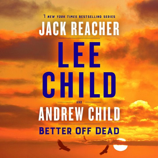 Omslag van Better Off Dead: A Jack Reacher Novel