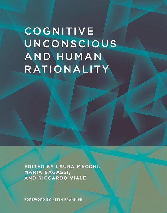 Boek cover Cognitive Unconscious and Human Rationality van Gerd Gigerenzer (Hardcover)
