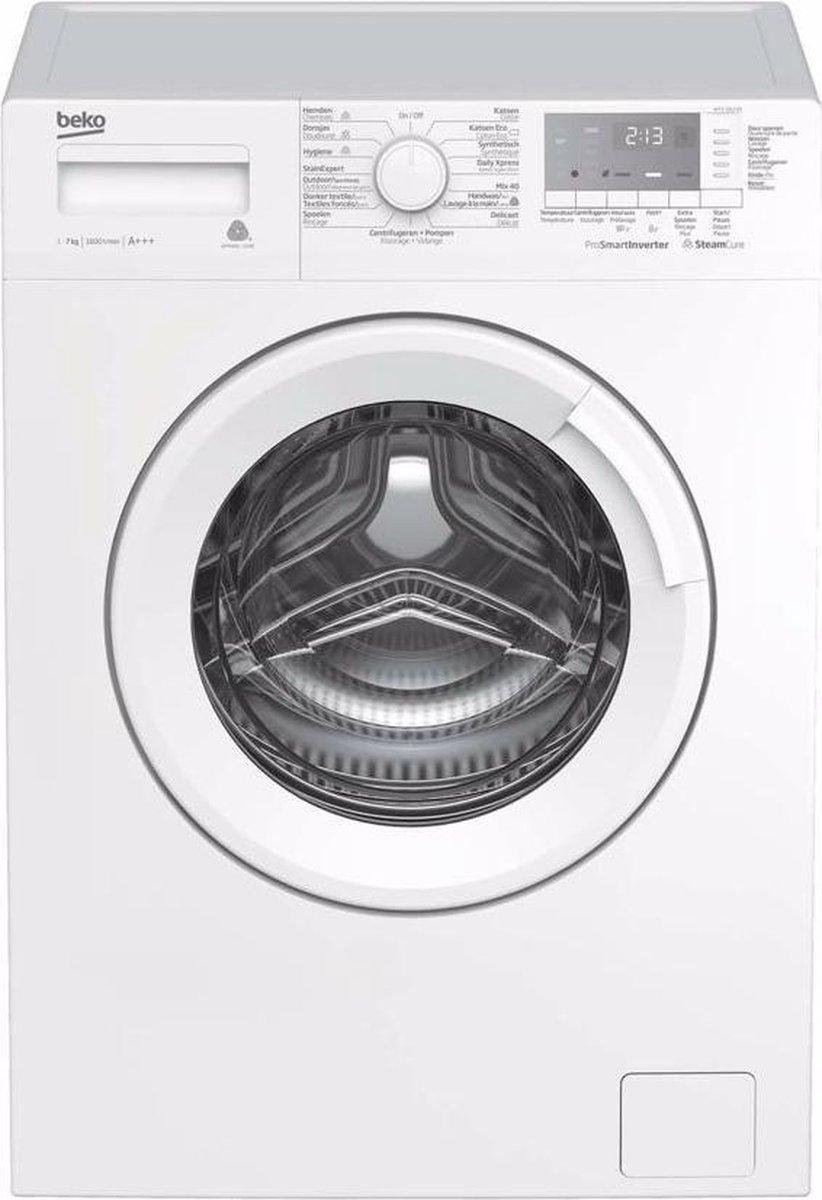 Beko WTV7812BS1 – Wasmachine