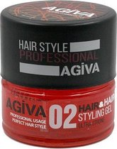 Agiva Perfect Hair Styling Gel 02 Ultra Strong 200ml
