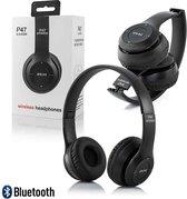 Lovnix P47 | Bluetooth koptelefoon | Draadloze headset | Wireless Headphones | Zwart