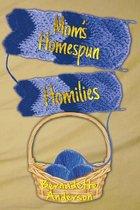 Omslag Mom's Homespun Homilies