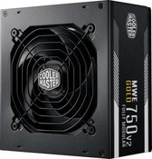 COOLERMASTER 750W MWE GOLD V2 ATX 80+ GOLD MODULAR POWER SUPPLY BLACK