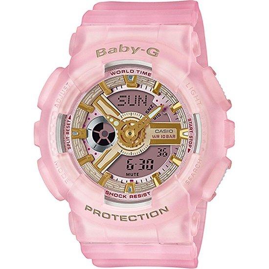 Casio Baby-G Dames Horloge BA-110SC-4AER  - 43.4 mm