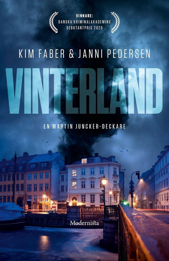 Boek cover Vinterland van Kim Faber (Onbekend)