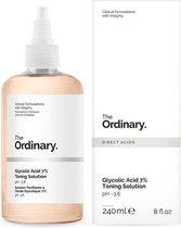 The Ordinary Glycolic Acid 7% Toning Solution - Beauty - Verzorging 240ml