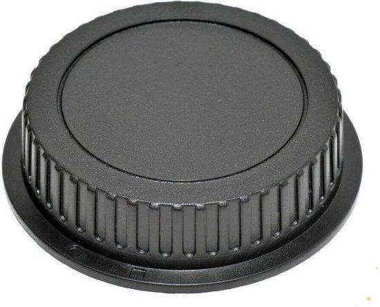 Rear cap lens Canon EOS EF EF-S achterdop dop lensdop