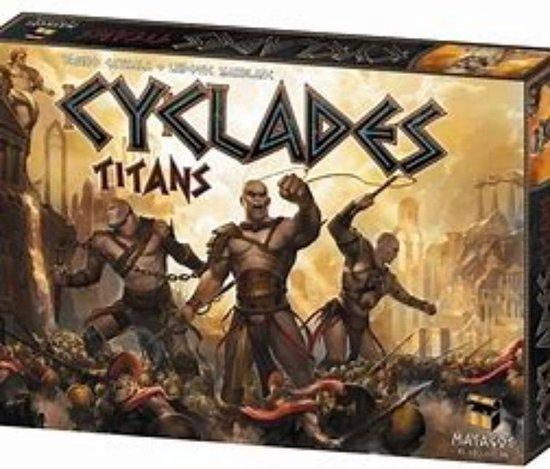 Afbeelding van het spel Asmodee Cyclades Titans - EL/EN/ES/FR/NL/RO/RU