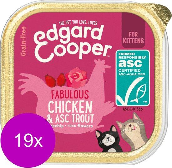 Edgard & Cooper Kip & ASC-Forel Kuipje - 19 x 85g