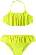NAME IT KIDS NKFFINI BIKINI BOX CAMP Meisjes Bikini - Maat 122-128