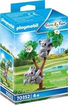 PLAYMOBIL Family Fun twee koala's met baby