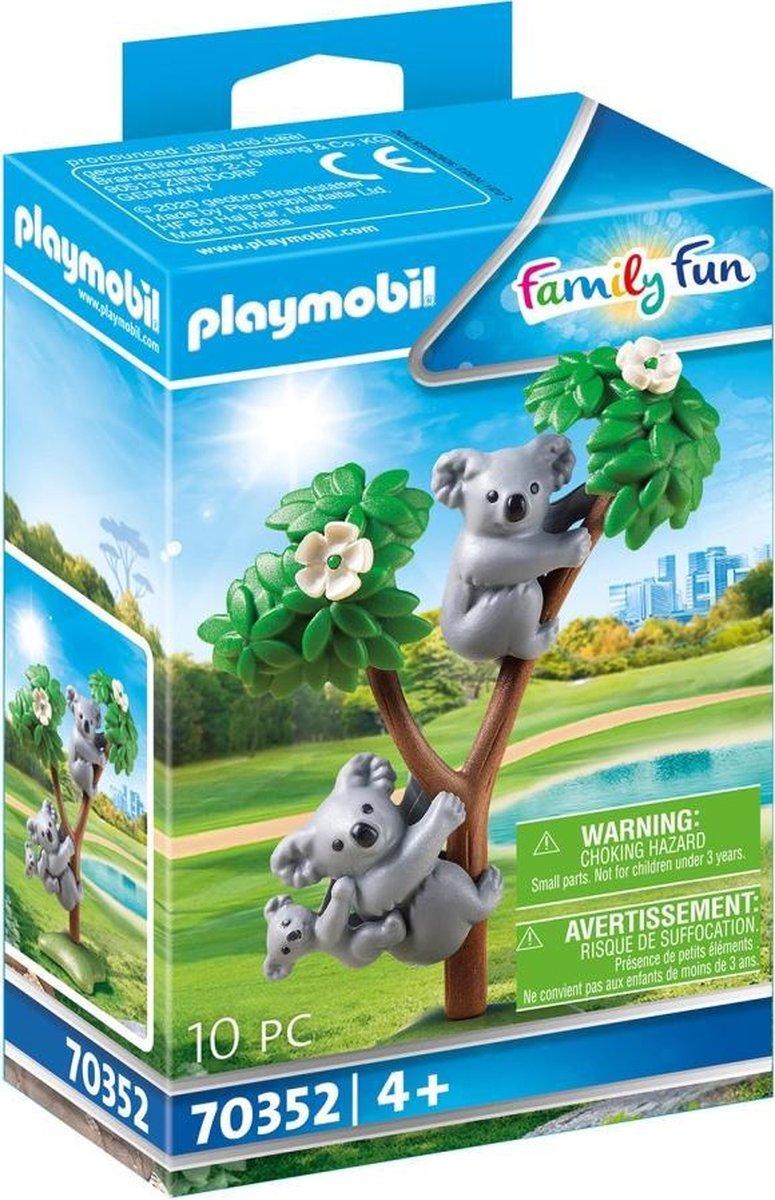 PLAYMOBIL Family Fun 2 Koala's met baby - 70352