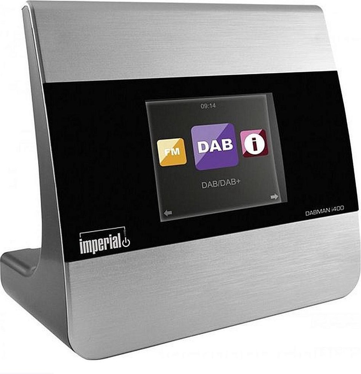 IMPERIAL DABMAN i400 silver