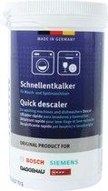 Bosch / Siemens Wasmachine - Vaatwasser ontkalker - 250 gram