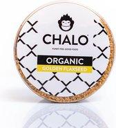 CHALO Biologische Gouden lijnzaad - Superfoods - Korte Keten - 350GR