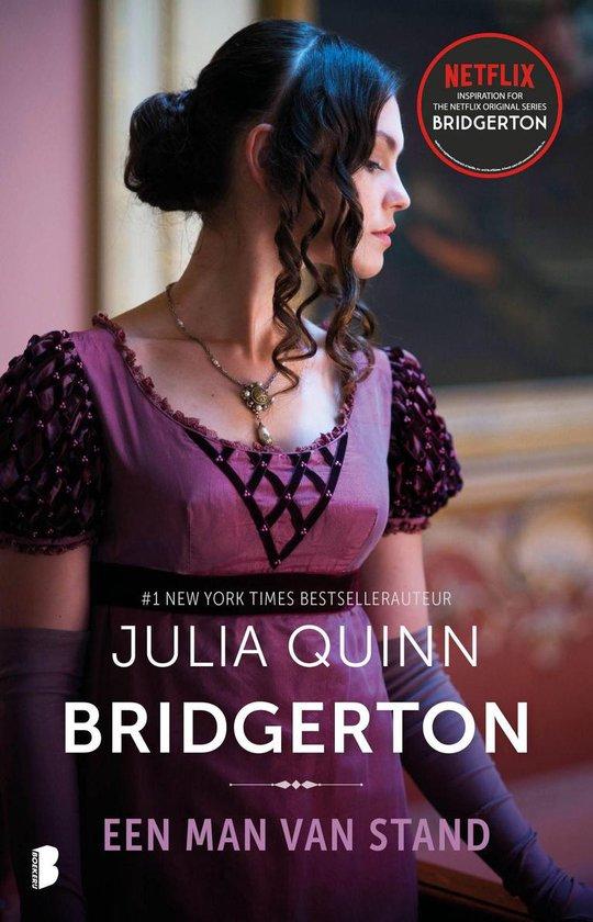 Boek cover Een man van stand van Julia Quinn (Binding Unknown)