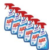 Ajax 100% Hygiene Spray 6 x 750ml
