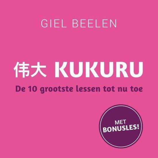 Boek cover Kukuru van Giel Beelen (Onbekend)