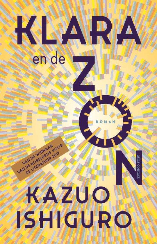 Boek cover Klara en de Zon van Kazuo Ishiguro (Paperback)