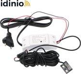 IDINIO Smart garagedeuropener - Universeel -  Smartphone garage poortopener met WIFI