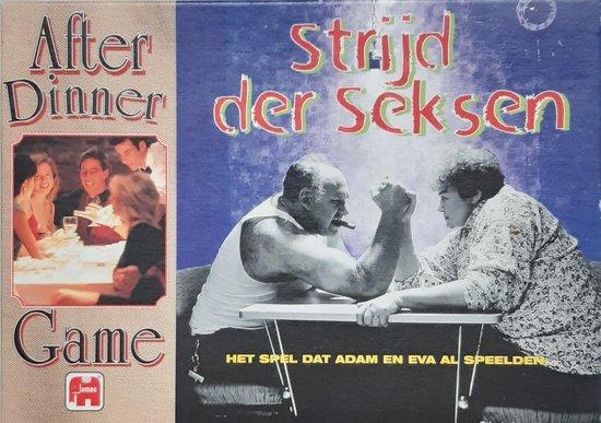 Afbeelding van het spel Strijd der seksen. After Dinner Game.