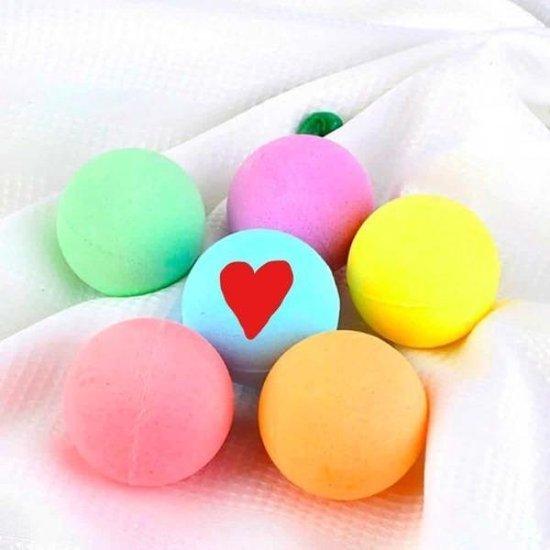 Bruisbalkalender adventskalender 12 daags - bruisballen - heerlijk - genieten