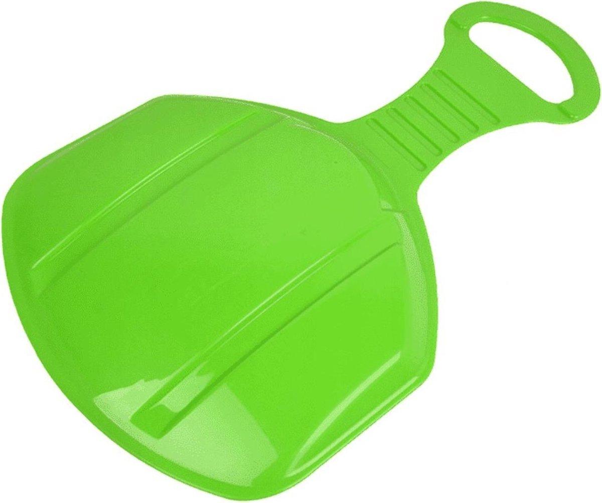 Prosperplast - Sneeuwschotel voor Kinderen - Slide voor Veel Plezier - Groen