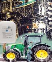 STERK ALKALISCH SHAMPOO vrachtwagen-tractor- VERWIJDERD STRAATVUIL - ATMOSFERISCHE AANSLAG zeer goed reinigend vermogen zonder schrobben 100% consentraat