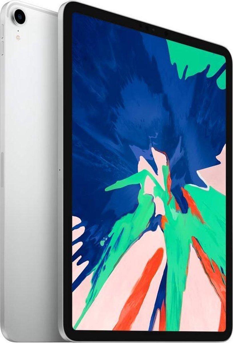 iPad Pro 11 Inch (2018) 64GB Silver Wifi Only - Zo goed als nieuw - A grade - 2 Jaar Garantie