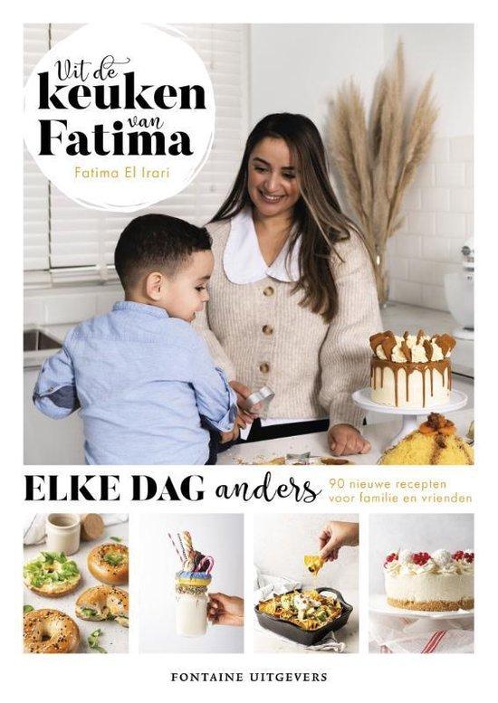 Boek cover Uit de keuken van Fatima - elke dag anders van Fatima El Irari (Hardcover)