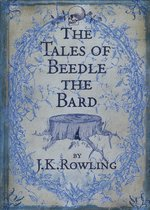 Boek cover The Tales of Beedle the Bard van J.K. Rowling