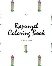 Rapunzel Coloring Book for Children (8x10 Coloring Book / Activity Book)