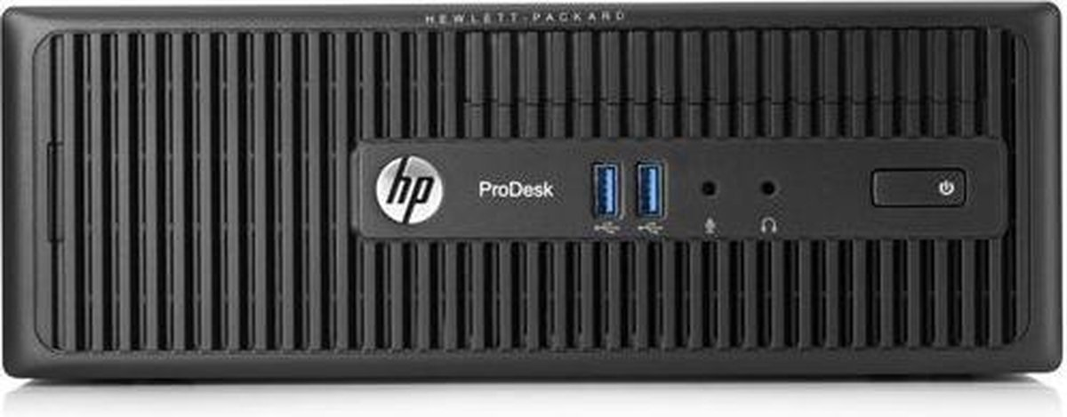 HP Prodesk 400 G2 SFF – Refurbished door Daans Magazijn – 4GB – 128GB SSD – i3-4170 – A-grade