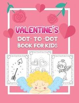 valentine's dot to dot book for kids