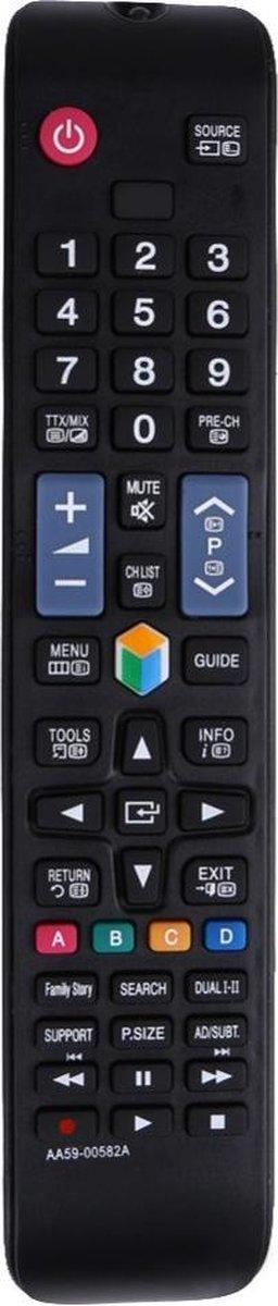 Samsung Afstandsbediening voor alle Samsung LCD / LED / SMART televisie's [ TV ]